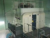 The Concorde simulator at Filton